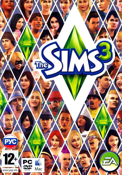 The Sims 3 Plus Showtime (Steam GIFT RU + CIS)