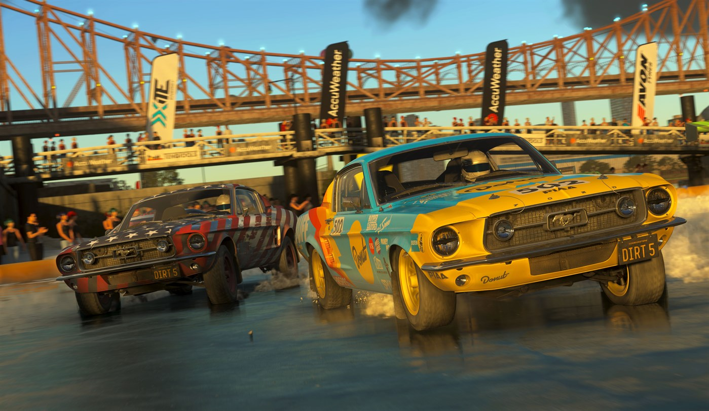 ✅ DIRT 5 - Year One Upgrade DLC XBOX ONE Key 🔑