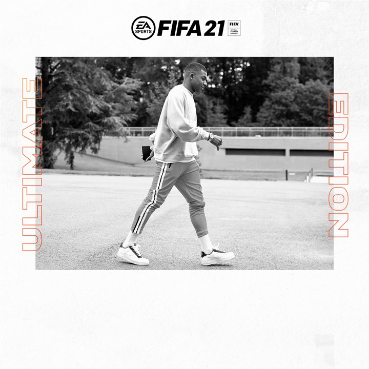 EA SPORTS FIFA 21 Ultimate Edition (Steam Gift Россия)