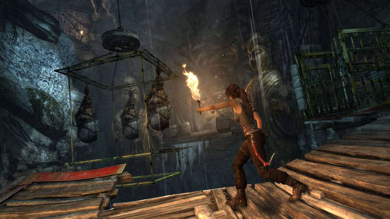 Tomb Raider (Steam RU PHOTO key) + GIFT + DISCOUNT