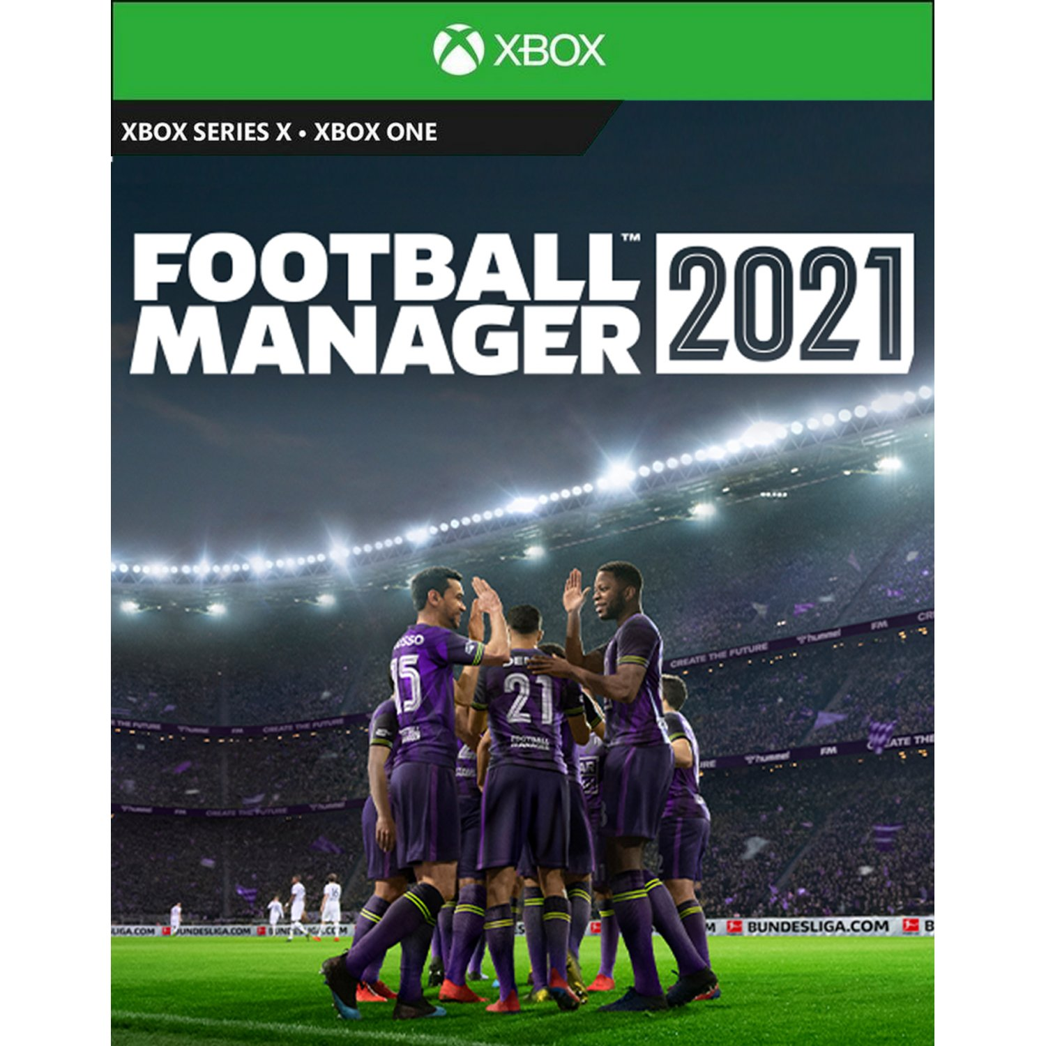 ✅ Football Manager 2021 Xbox Edition X|S / PC WIN 10 🔑