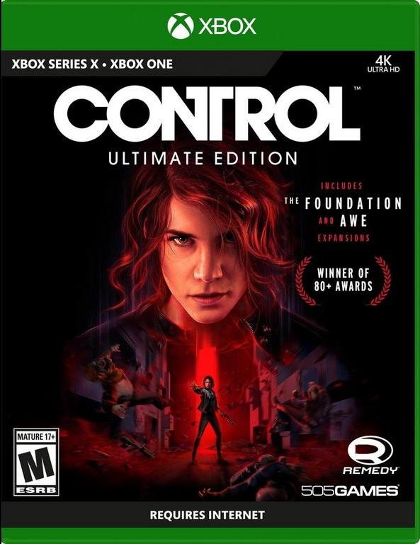✅ Полное издание Control XBOX ONE|X|S Цифровой Ключ 🔑