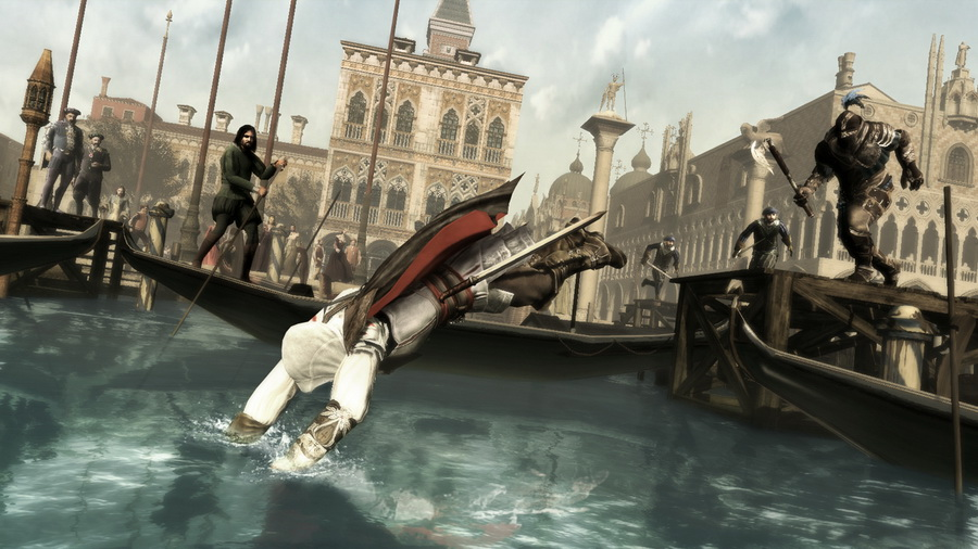 Assassins Creed 2 Deluxe Edition (Steam Gift RU)
