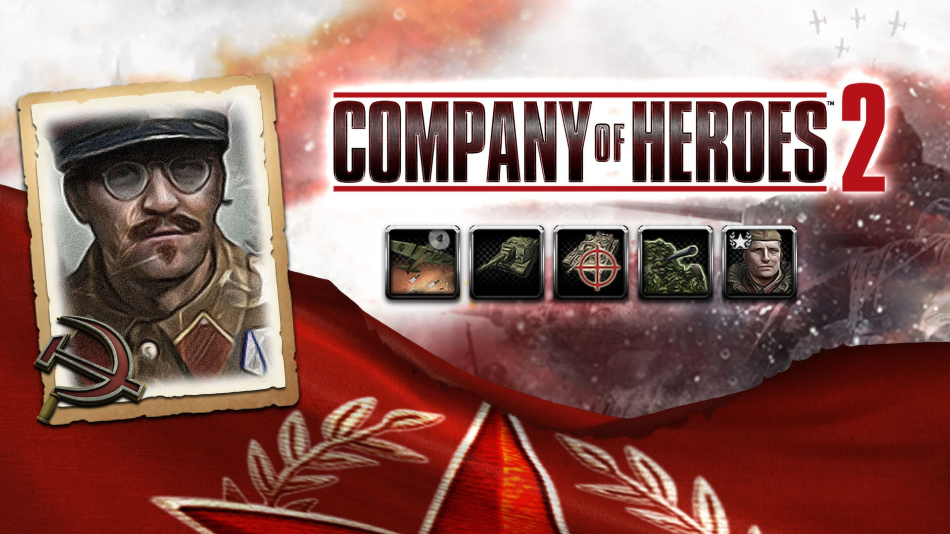 COH 2-Soviet Commander: Mechanized Support Tactics DLC