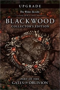 ✅ The Elder Scrolls Online: Blackwood CE Upgrade XBOX