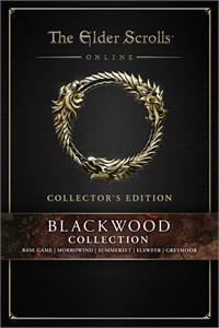 ✅ The Elder Scrolls Online Collection Blackwood CE XBOX