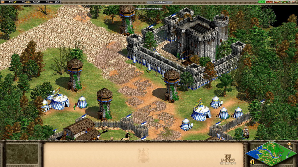 Age of Empires II HD (Steam Gift ROW / Region Free)