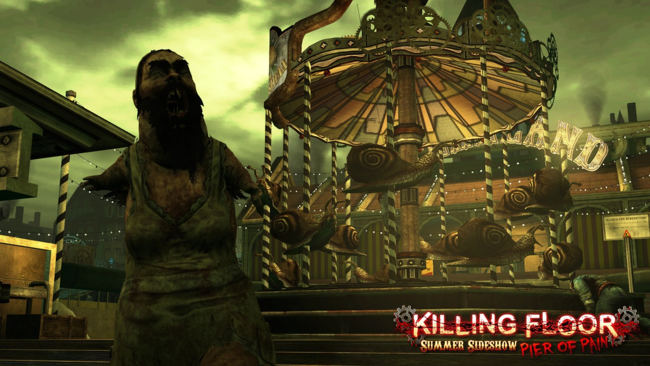 Killing Floor (Steam Gift ROW / Region Free)