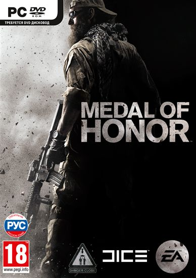 Medal of Honor 2010 (Steam Key ROW / Region Free)