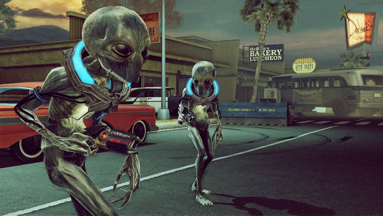 The Bureau: XCOM Declassified (Steam Gift ROW)+PreBONUS