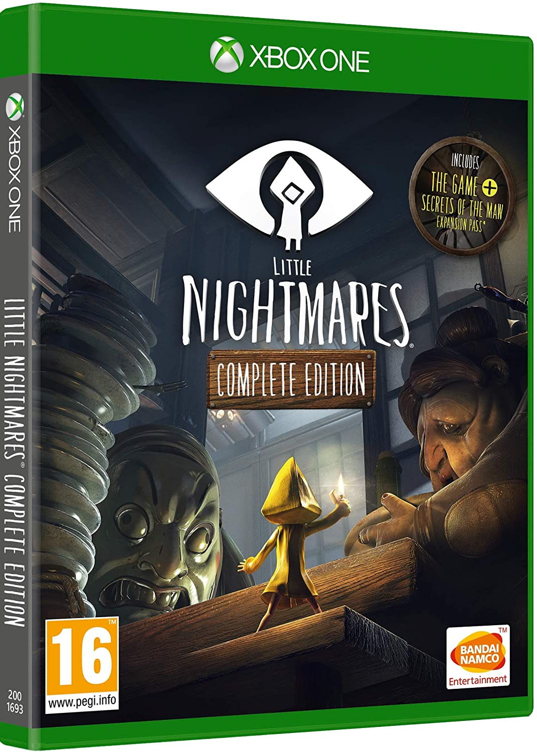 ✅ Little Nightmares Complete Edition XBOX ONE|X|S Key🔑