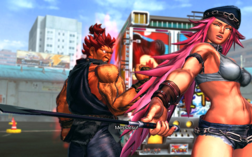 Street Fighter X Tekken (Steam Gift RU + CIS)