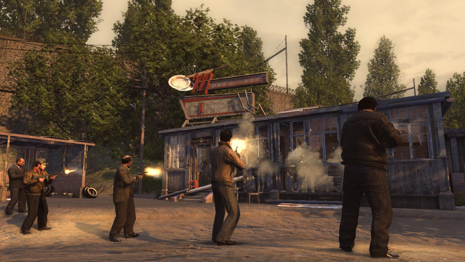 Mafia II 2 (Steam KEY ROW / Region Free)