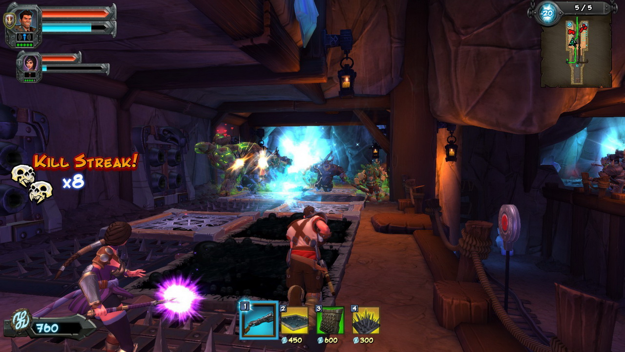 Orcs Must Die! 2 (Steam Gift / Region Free)