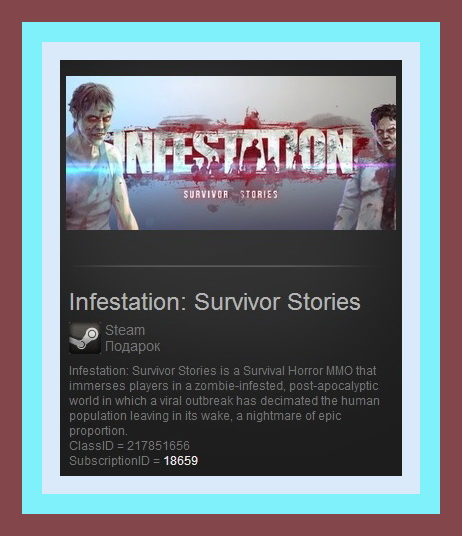 Infestation: Survivor Stories (Steam Gift /Region Free)