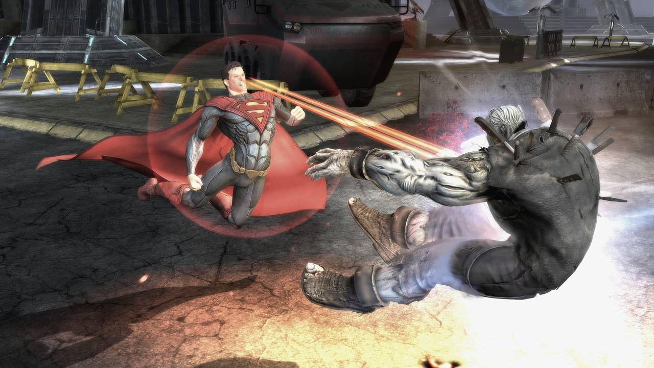 Injustice: Gods Among Us Ultimate Edition (STEAM Key 1C)