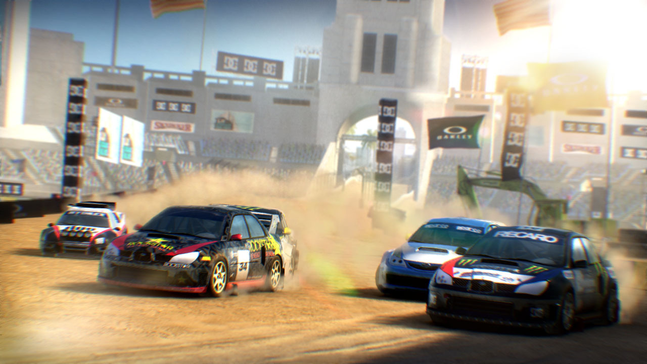 DIRT 2 Colin McRae (Steam Key ROW / Region Free)