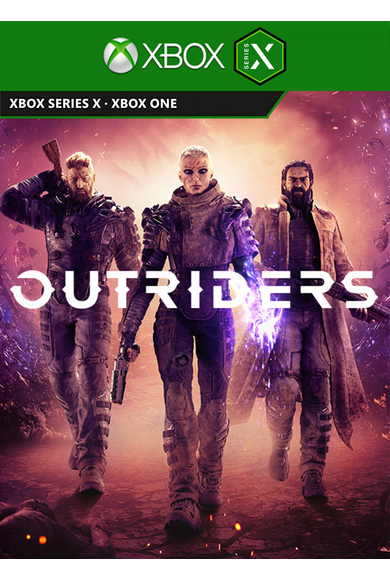 ✅ Outriders - Standard Edition XBOX ONE |X|S Ключ 🔑