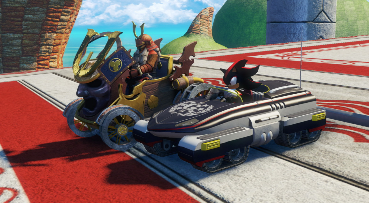 Sonic & All-Stars Racing Transformed (Steam Gift ROW)
