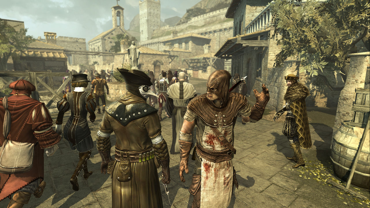 Assassins Creed Brotherhood Deluxe (Steam / Region Free