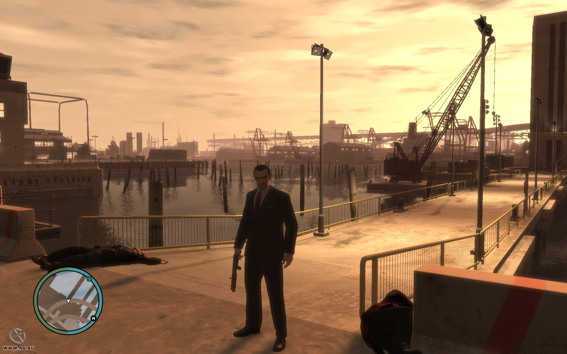 Grand Theft Auto IV 4 (Steam Gift ROW / Region Free)