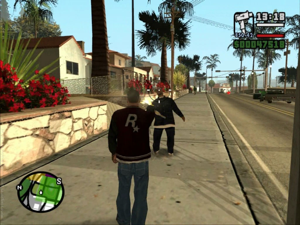 Grand Theft Auto: San Andreas (Steam Gift /Region Free)