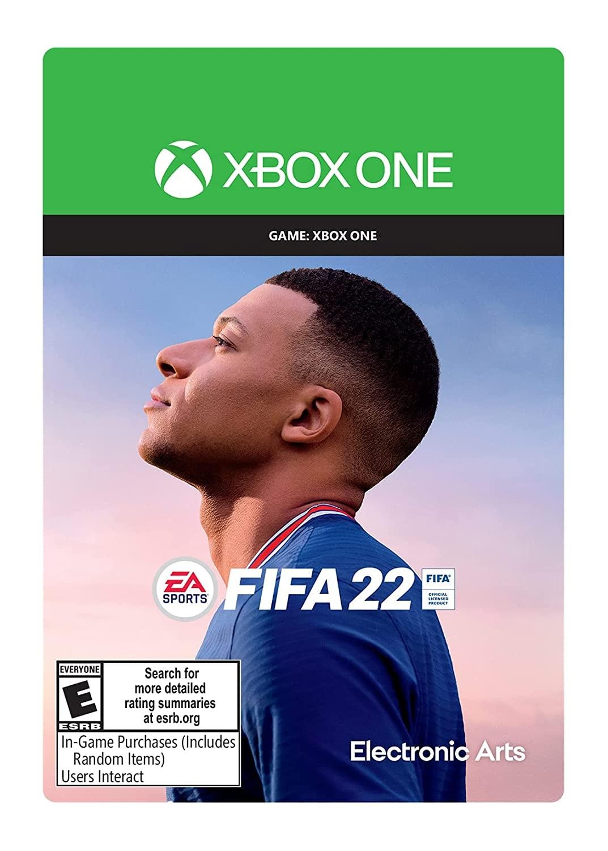 ✅ FIFA 22 Standard Edition XBOX ONE Ключ 🔑