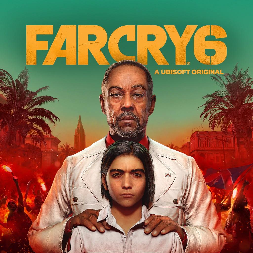 FAR CRY 6 (UBISOFT CODE)