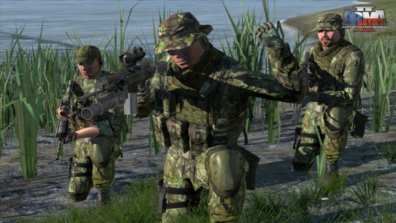ARMA II: Complete Collection (STEAM GIFT / REGION FREE)