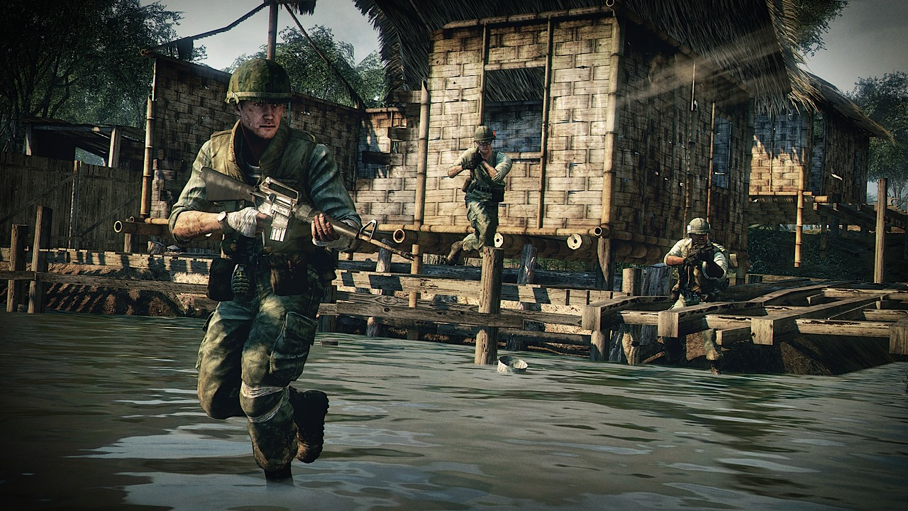Battlefield bad company 2 vietnam download youtube.