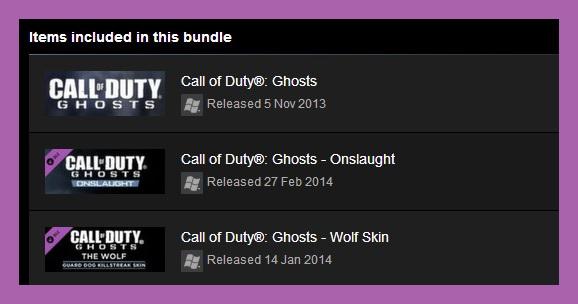 Call of Duty: Ghosts - Gold Edition (Steam Gift / ROW)