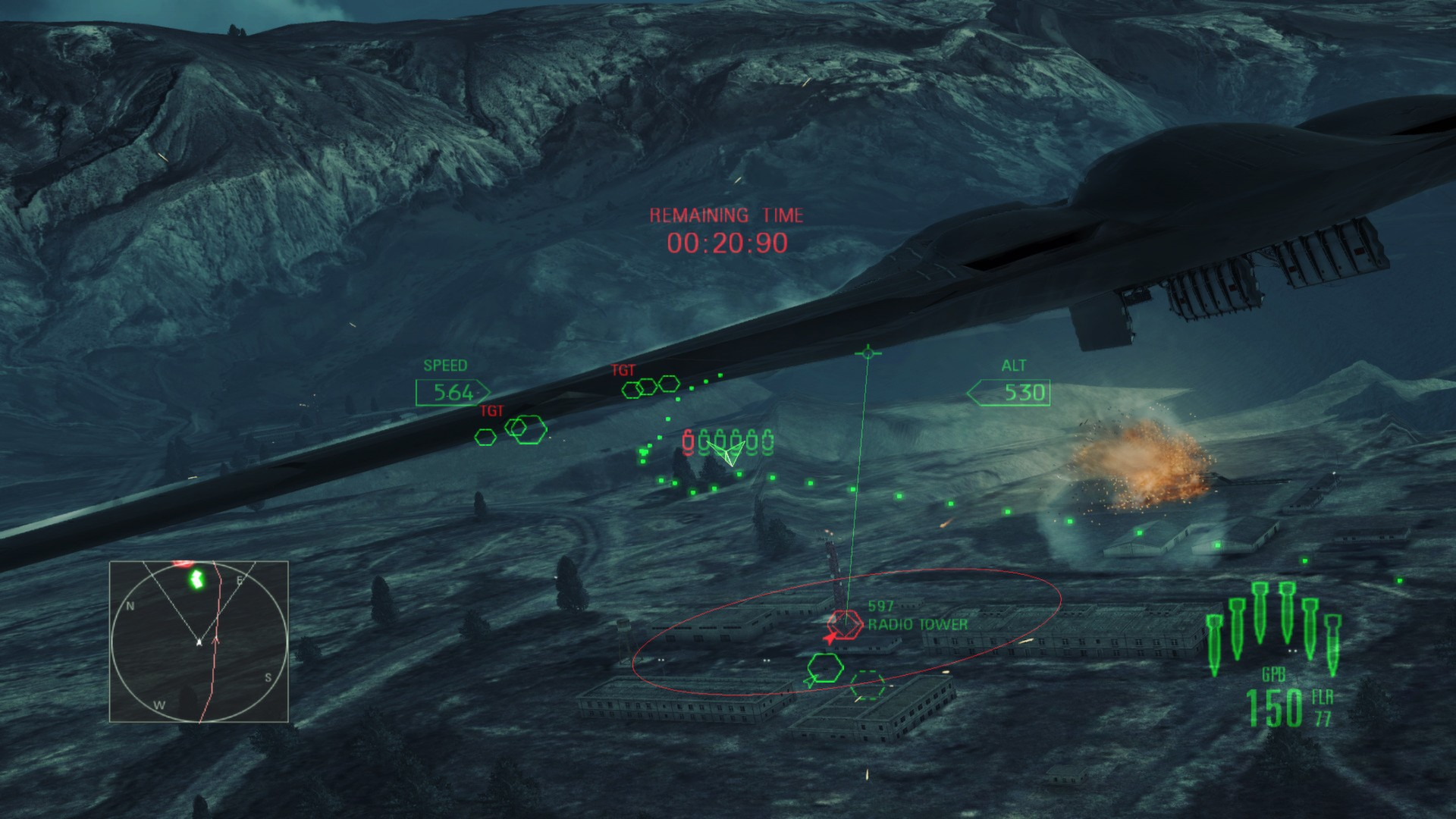Ace Combat Assault Horizon - EE (Steam Gift RU + CIS)