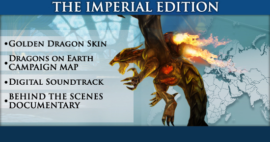 Divinity: Dragon Commander Imperial Ed (Steam Gift ROW)