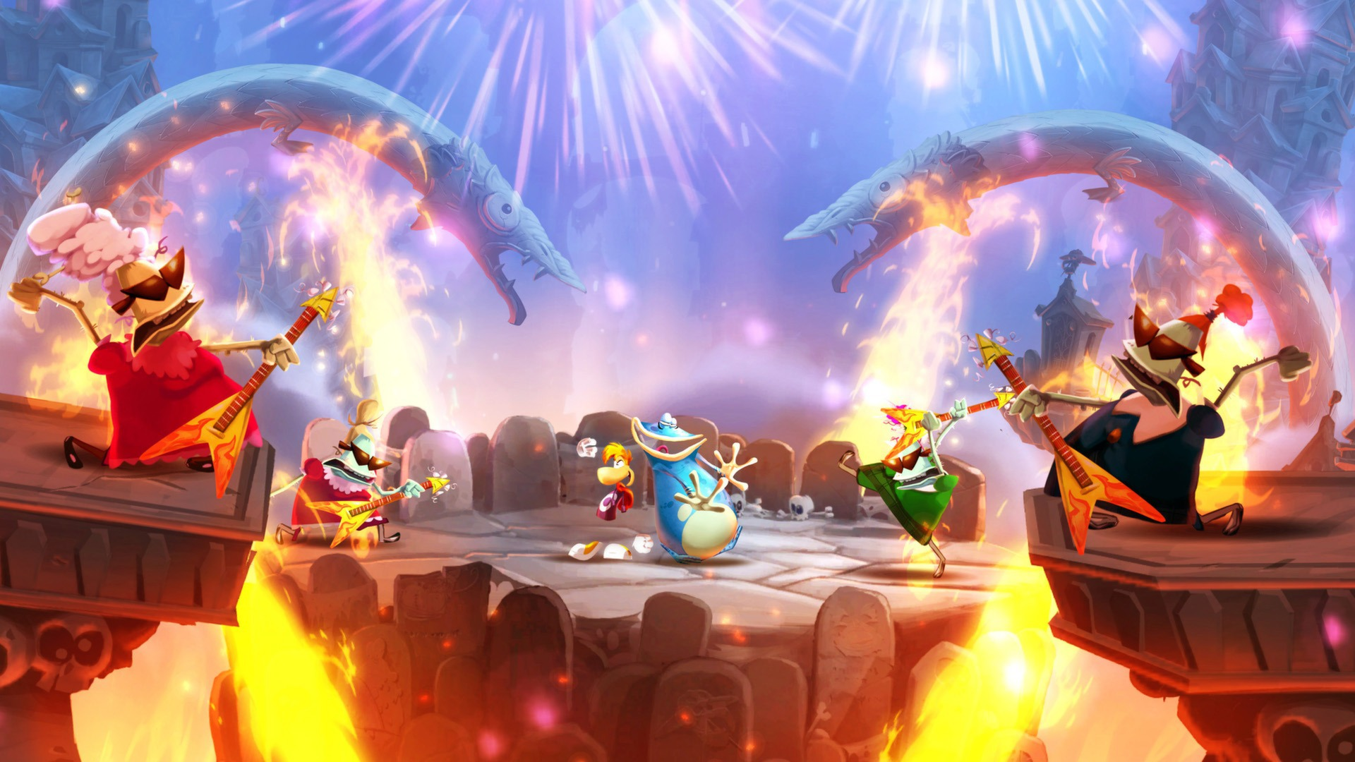 Rayman Legends (Steam Gift ROW / Region Free)