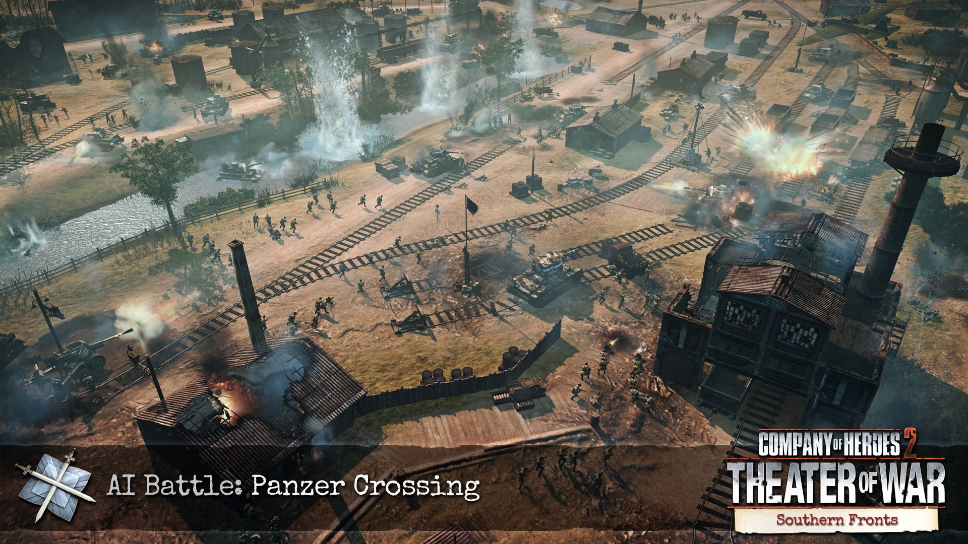 Company of Heroes 2 Collectors (Steam Gift Region Free)