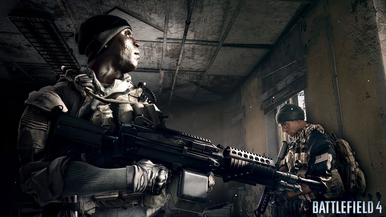 Battlefield 4 (Origin Key BF4 / RU / PL) + DISCOUNTS