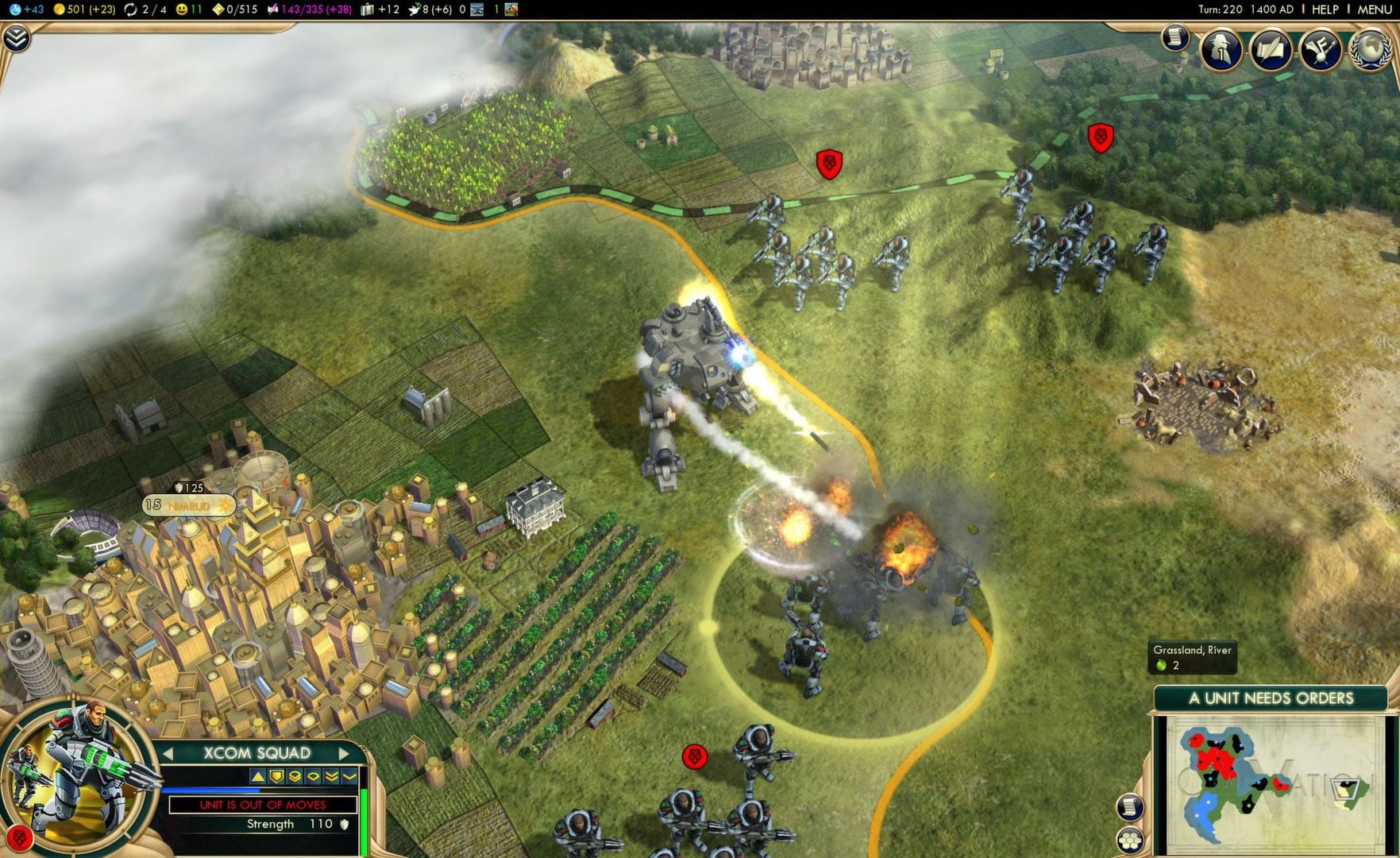 Civilization V: Complete Edition Steam Gift Region Free