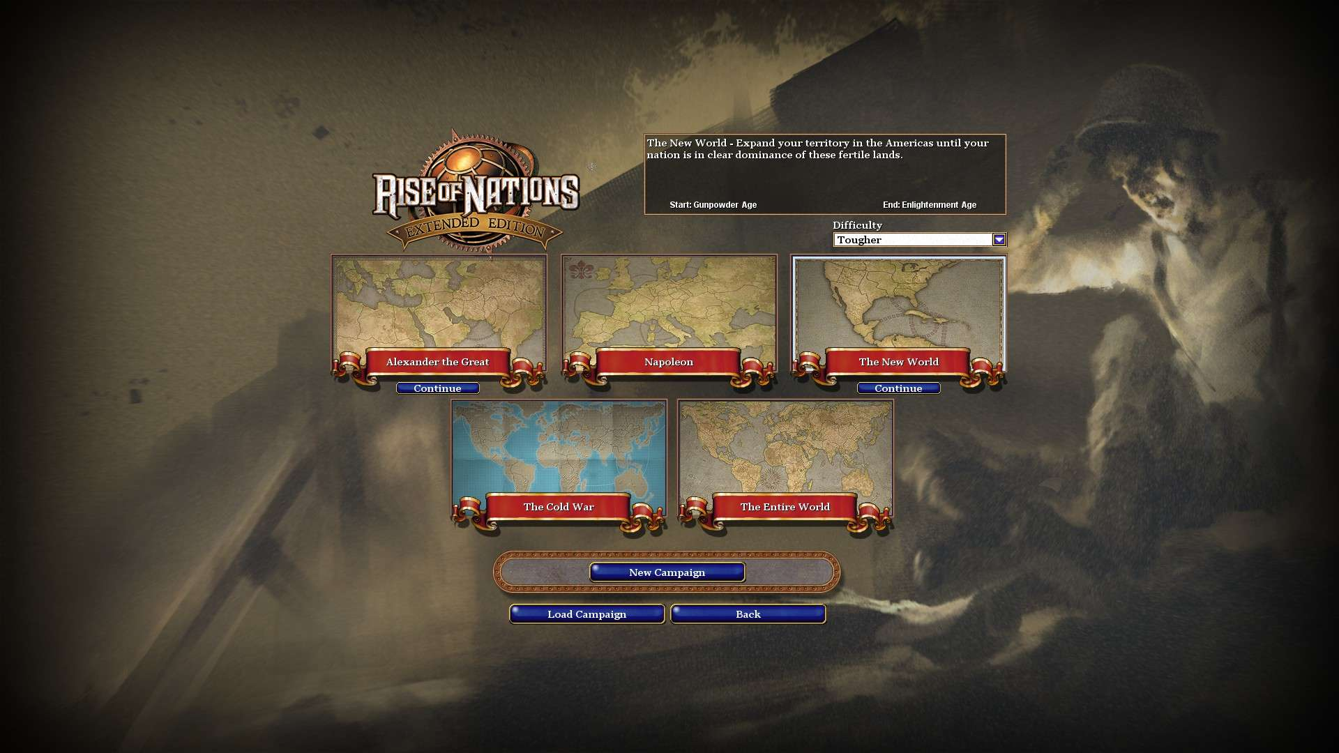Rise of Nations: Extended Edition (Steam Gift ROW)