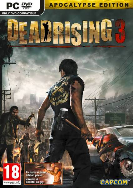 Dead Rising 3 Apocalypse Edition (Steam Gift Россия)