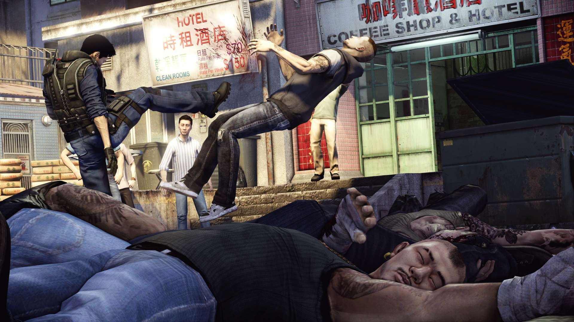 Sleeping Dogs: Definitive Edition (Steam Gift ROW)
