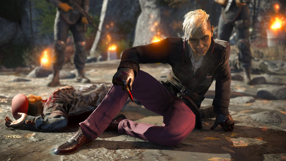 Far Cry 4 (STEAM KEY ROW / Region Free / Multilang)
