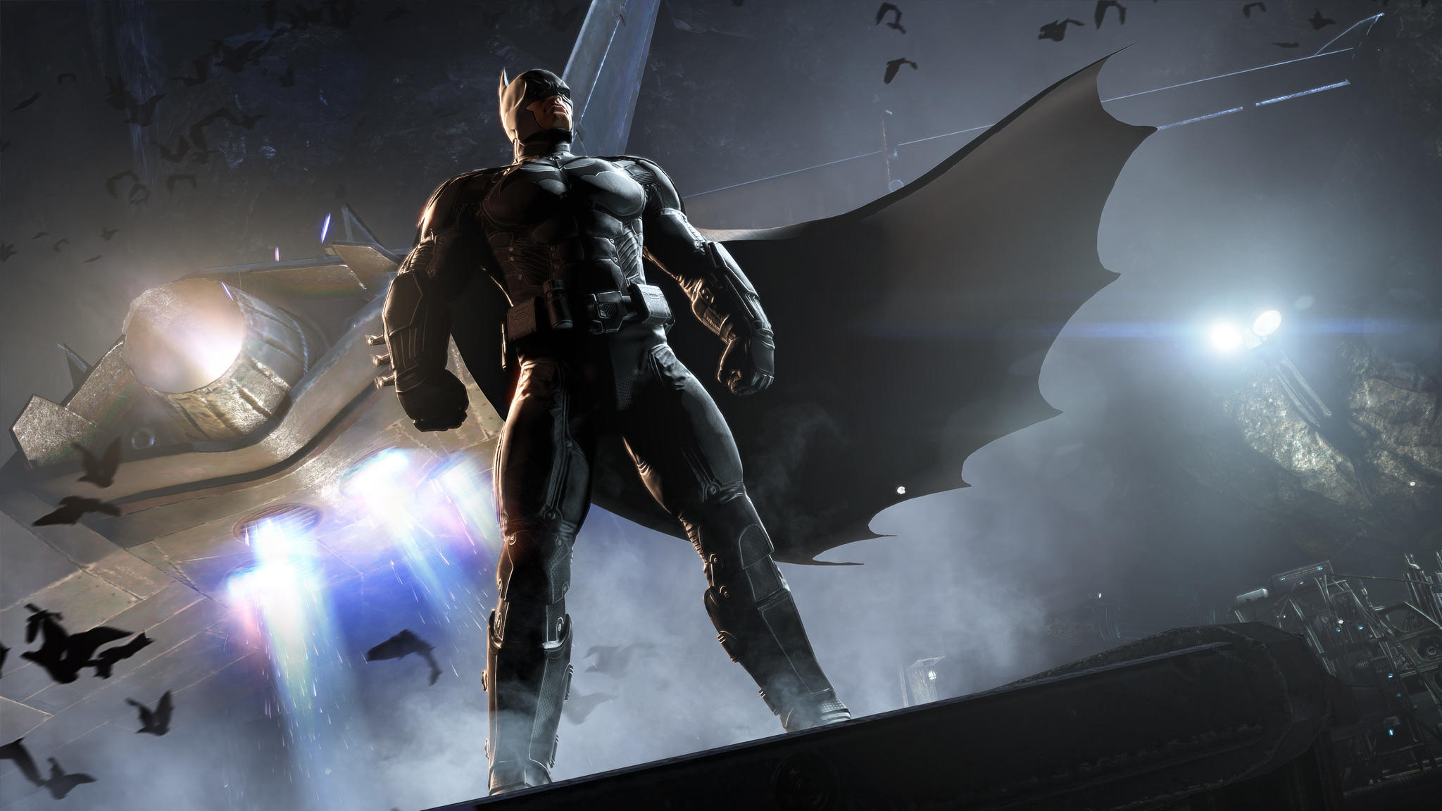 Batman: Arkham Origins (Steam Gift RU + CIS)