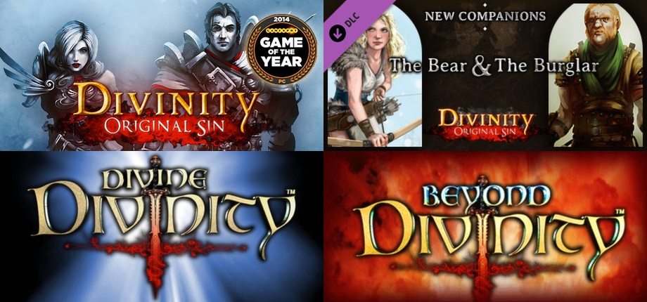 Divinity: Original Sin (Steam Gift ROW) + 2x GAME