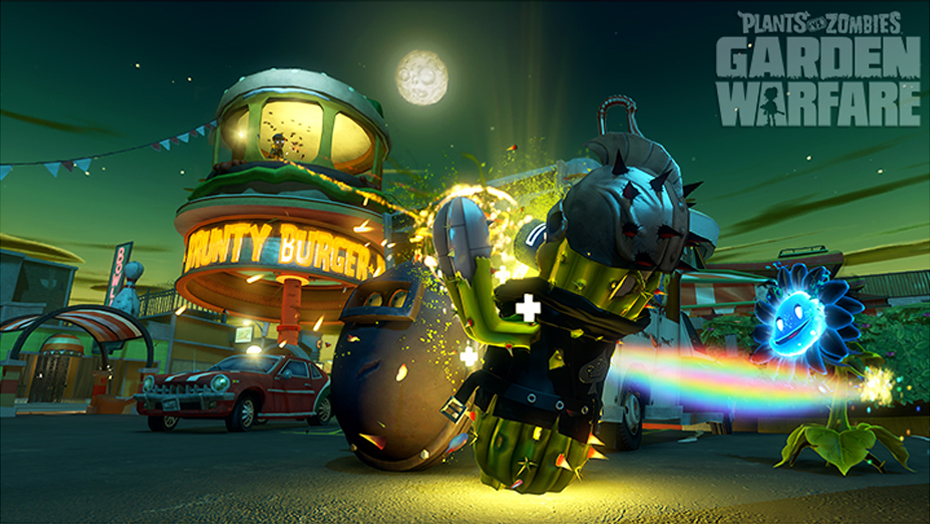 Plants vs Zombies Garden Warfare /Origin EU Region Free