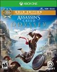 Assassin's Creed Одиссея – GOLD EDITION XBOX ONE Ключ
