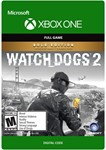 Watch Dogs 2 - Gold Edition XBOX ONE X|S Ключ
