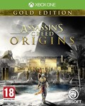 Assassin's Creed Истоки - GOLD EDITION XBOX ONE Ключ