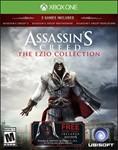 Assassin's Creed The Ezio Collection XBOX ONE Ключ