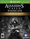 Assassin's Creed Синдикат Gold Edition XBOX ONE Ключ
