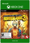✅ Borderlands 3 Super Deluxe Edition XBOX ONE Ключ